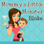 Mommy's Little Monster Blake